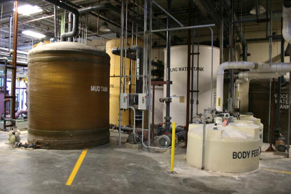 Chemical Manufacturing In New England, MA